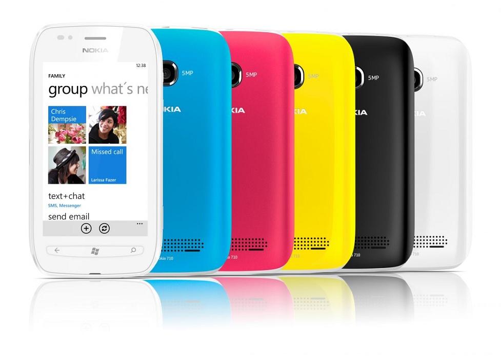 Nokia Lumia 710 aprvé dojmy
