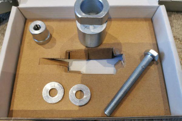 Parkovacie senzory, nástroj na otvory BEA 000001